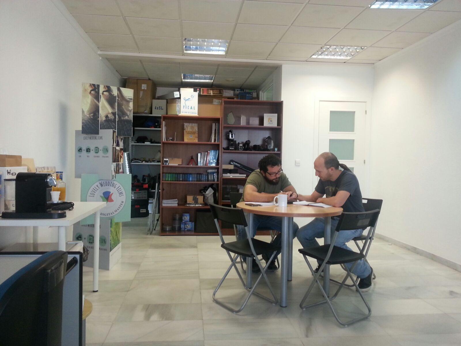 Pita Valley y Digital Master trabajando juntos.