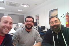 Primera reunión Pita Valley - Digital Master y asociados (Enero 2017)